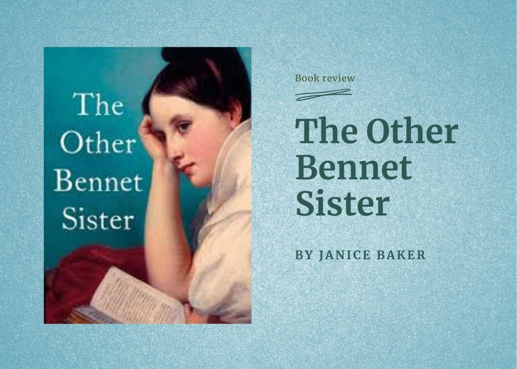 The Other Bennet Sister - by Janice Hadlow