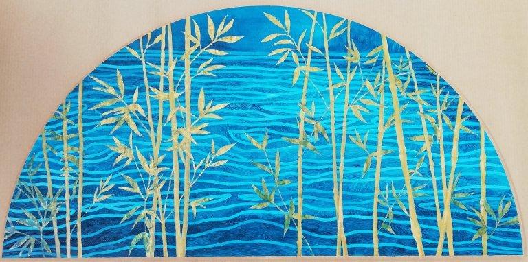 Through the Bamboo
